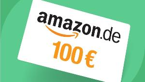 Win a 100€ or 100$ Amazon Gift Card!