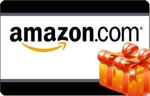 Win a $100 or a $30 Amazon Gift Card