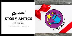 Win a $100 Story Antics Gift Card!!