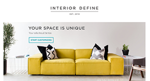 Win a $1000 credit to Interior Define!