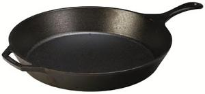 WIN a 15-inch Lodge Logic Cast Iron Skillet!