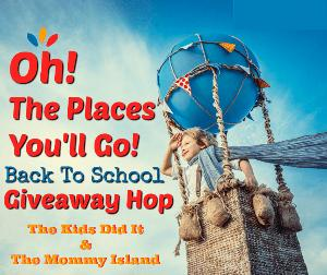 Win a $150 Back To School Package