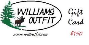 Win a $150 Williams Outfit Gift Card