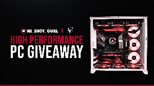 Win a  $2,000 High Performance PC !!