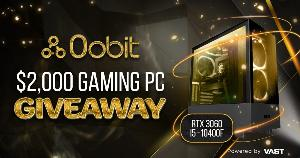 Win a $2,000 RTX 3060 Gaming PC!