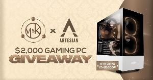 Win a $2,000 RTX 3070 Gaming PC!!