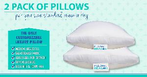 Win a 2 Pack of Pillows