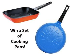 WIN a 2-Piece Cookware Set!! (Australia Residents Only)