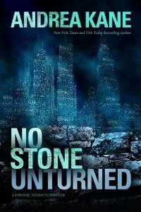 Win a $20 Amazon gift card or one of 5 ebooks of No Stone Unturned by Andrea Kane!