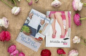 Win a $20 Amazon or B&N Gift Card + e-copy of 1st novel Middle Ageish – 1 winner!