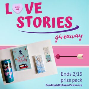 Win a 20 ounce insulated tumbler, an autographed paperback of Sweet Melody, a bookmark and a chocolate bar from Moonstruck chocolate!!