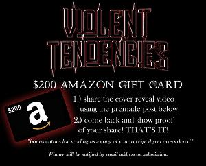 WIN A $200 Amazon Gift Card!