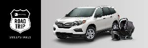 Win a 2016 Honda Pilot filled with 4moms products ($35,000+)
