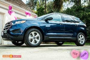 WIN: a 2017 Ford Edge
