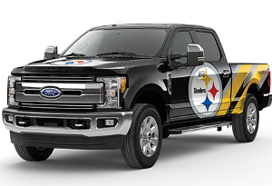 WIN: a 2017 Ford Super Duty Truck, and a VIP trip to Super Bowl LI.