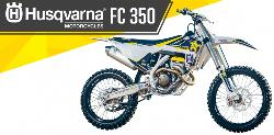 WIN: a 2017 Husqvarna FC 350 and a trip to the Rockstar team track in San Diego