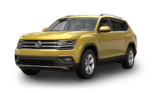 Win a 2018 Volkswagen Atlas plus $5,600 cash