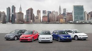 Win a 2018 Volkswagen Golf model