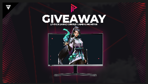 Win a 240Hz Gaming Monitor!