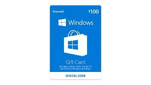 Win a $25-100 Windows Gift Card - 29 Winners