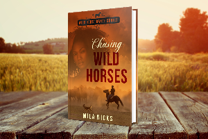 Win a $25 Amazon + ebook of Chasing Wild Horses!!