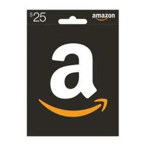 Win a $25 Amazon Gift Card!