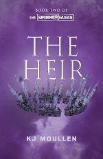 Win a $25 amazon gift card + a set of Kj's books (The Telling & The Heir)!