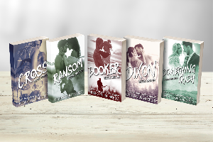Win a $25 Amazon Gift Card, Cross notebook, Courting Chaos Keychain!