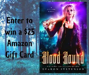 Win a $25 Amazon Gift Card with The Gallows Novels Giveaway