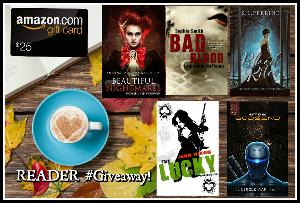 WIN a $25 #Amazon Giftcard & Bestselling #Ebooks!
