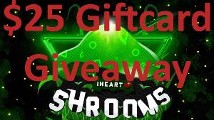 Win a $25 Gift Card of your choice!