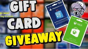 Win a $25 GiftCard (Any platform)!!