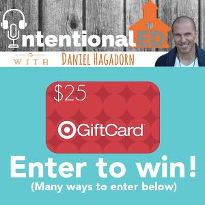 Win a $25 Target Gift Card