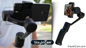 Win a 3-Axis Gimbal Stabilizer from StayblCam!