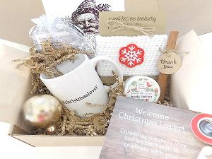 Win a 3 Month Subscription to My Christmas Crate!