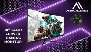 """Win a 30"""" 144Hz WIDE CURVED GAMING MONITOR!"""