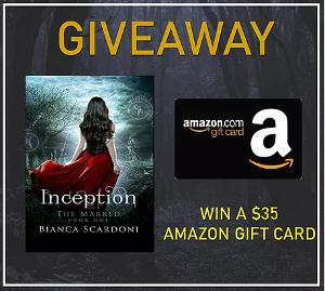 Win a $35 Amazon gift card and an ebook!