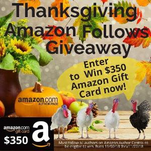 Win a $350 Amazon Gift Card