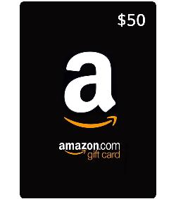 Win a $50 Amazon Gift Card!!
