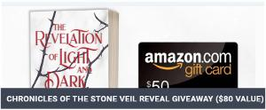 Win a $50 Amazon Gift Card & The Book.