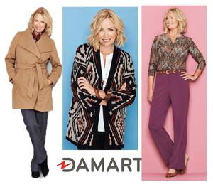 Win a £50 Damart voucher!