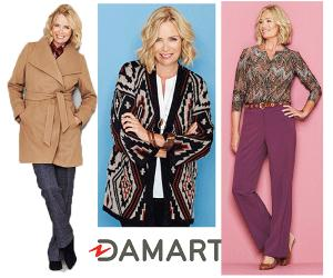 Win a £50 Damart voucher