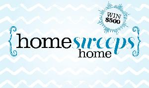Win a $500 check from HGTV Magazine