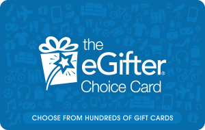 Win a $500 eGifter Gift Card