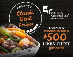 win a $500 Linen Chest gift card