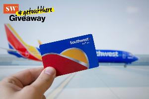 Win a $500 Southwest Airlines Gift Card and Shades