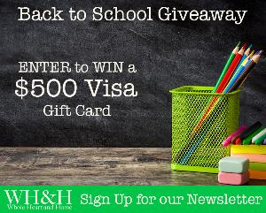 Win a $500 Visa Gift Card