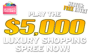 Win a $5000 luxury shopping spree