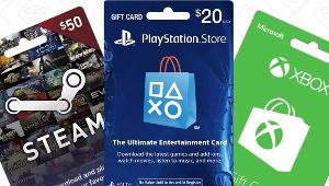 Win a $60 Gaming gift card