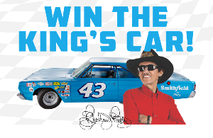 Win a '67 Plymouth Belvedere or Cash Equivalent ($40,000) - 14 Runner Ups will win a Trip to Miami Florida - 85 Winners Total
